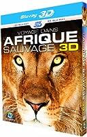 Voyage dans l'Afrique sauvage 3D [Blu-ray 3D]