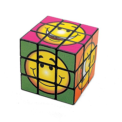 Fun Magic Cube Puzzles (1 dz) - 1