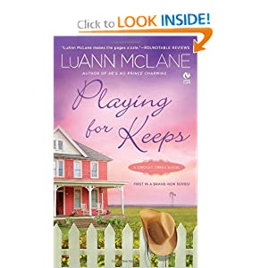 Playing for Keeps: A Cricket Creek Novel LuAnn McLane