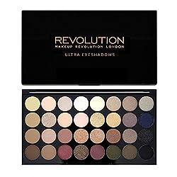 Makeup Revolution 32 Eyeshadow Palette Flawless, 16g