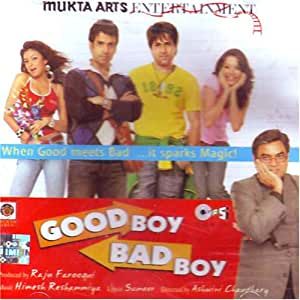 Buy Good Boy Bad BoyName Hindi Music Bollywood Songs Film Soundtrack Ay