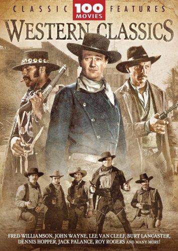 Western Classics 100 Movie Megapack [DVD] [Region 1] [US Import] [NTSC]