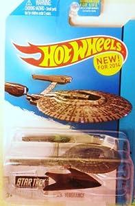 2014 Hot Wheels (75/250) - Star Trek - U.S.S. Vengeance