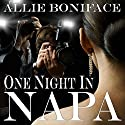 One Night in Napa Audiobook by Allie Boniface Narrated by Rebecca Van Volkinburg