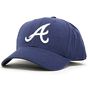 Atlanta Braves 1969 Cooperstown Fitted Cap by American Needle by American Needle