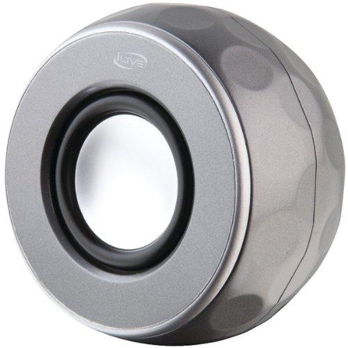Ilive Wireless Bluetooth Speaker (Silver)