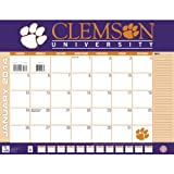 Turner - Perfect Timing 2014 Clemson Tigers Desk Calendar, 22 x 17 Inches (8061374) at Amazon.com