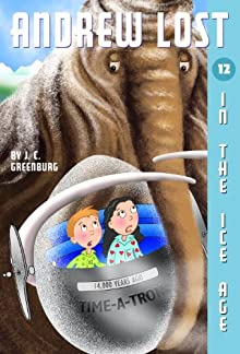 Andrew Lost #12: In The Ice Age (A Stepping Stone Book(TM))
