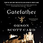 Gatefather: The Mithermages, Book 3 (       UNABRIDGED) by Orson Scott Card Narrated by Emily Rankin, Stefan Rudnicki