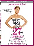 Cover art for  27 Dresses (Widescreen Edition)