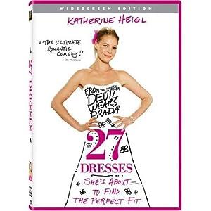 Amazon.com: 27 Dresses (Widescreen Edition): Edward Burns, Melora ...