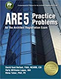 img - for ARE 5 Practice Problems for the Architect Registration Exam book / textbook / text book
