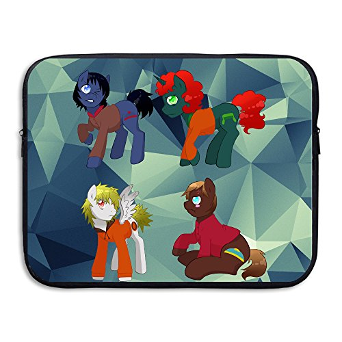 kamifa-computer-sleeve-double-sided-south-park-pony-notebook-slipcase-bag-black-size13-inch