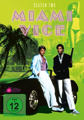 Miami Vice - Season 2 [6 DVDs]