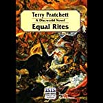 Equal Rites: Discworld #3 (       UNABRIDGED) by Terry Pratchett Narrated by Celia Imrie
