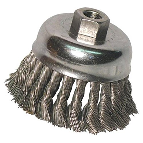 (Ship from USA) Anchor Brand 102-3KC14 Anchor 2-3-4 Inch Knot Cup Brush .014 5-8-11 /ITEM NO#E8FH4F85487058
