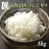 農薬、化学肥料未使用。体と地球が喜ぶお米。米司郎 南魚沼産こしひかり【精米5kg】