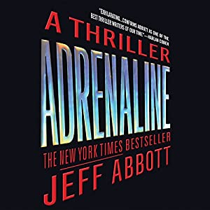 Adrenaline Audiobook
