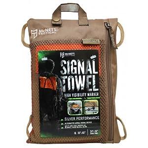 "McNett Tactical Signal Towel Alternative Aerial Signal Device - 35"" x 62"""