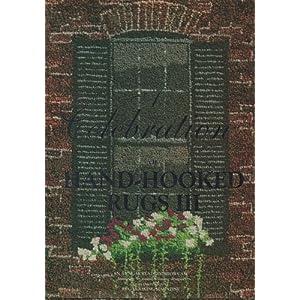 Celebration Hand-Hooked Rug: Book3