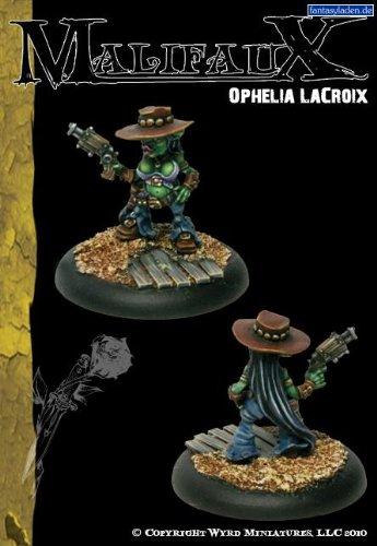 Ophelia LaCroix Mercenary Malifaux