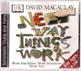 img - for David Macaulay - The NEW Way Things Work (CD-Rom):New Way Things Work: Cdr Jwl(Ps):New Way Things Work by Dorling Kindersley (1998-12-01) book / textbook / text book