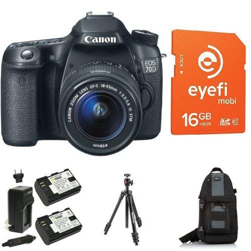 Nouveau Canon EOS 70D  enfin du changement  photoetmaccom