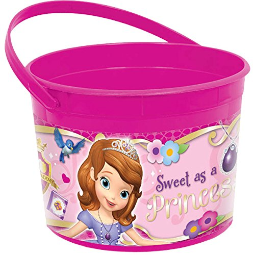 Sofia The First Favor Pail