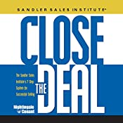 Close the Deal: The Sandler Sales Institute's 7 Step System for Successful Selling | Sam Deep, Lyle Sussman