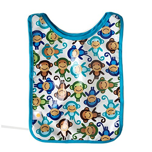 Satsuma Designs Art Smock, Monkey - 1