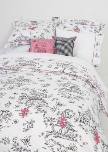 Whistle & Wink - China Doll Twin Size Duvet front-465434