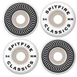 Spitfire Classic Series 54mm High Performance Skateboard Wheel (Set of 4)