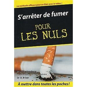 Que donne le fumer à la personne et comme on peut jeter