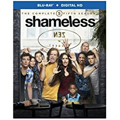 Shameless: The Complete Fifth Season on both DVD and Blu-ray from Warner Bros. December 29th
