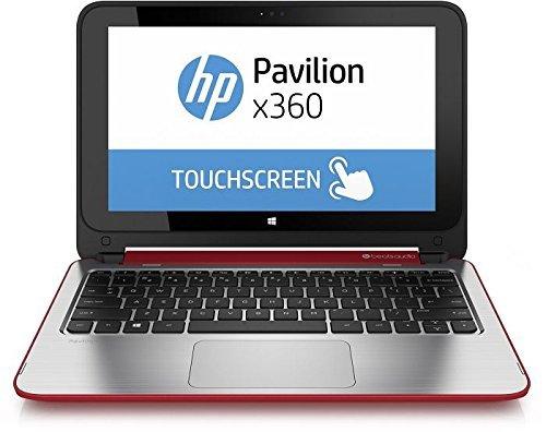 HP-Pavilion-x360-11-n109TU-116-inch-Touchscreen-Laptop-Intel-M-5Y10C4GB500GBWin-81-Brilliant-Red