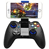 Mobile Game Controller, Wireless Gamepad Multimedia Game Controller Joystick Compatible with iOS/Android Mobile Phone - Direct Play (Tamaño: S)