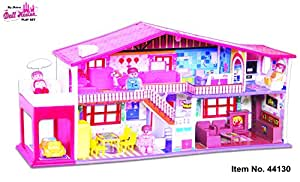 Toyzone My Deluxe Doll House