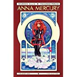 Anna Mercury V1: The Cutter HC ~ Warren Ellis