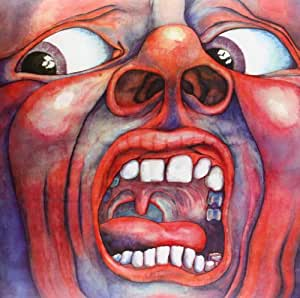 KING CRIMSON - IN THE COURT OF THE CRIMSON (Vinyl)
