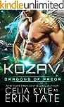 Kozav (Scifi Alien Romance) (Dragons...