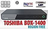 Toshiba BDX1400 Region Free DVD & Blu-ray Player