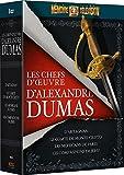 Image de Coffret Les chefs d'oeuvre d'Alexandre Dumas (Le Comte de Monte-Cristo + +