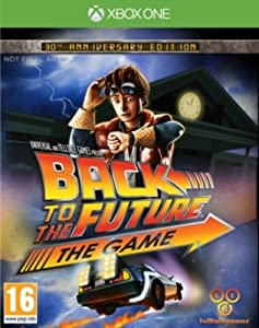 Back To The Future The Game - 30th Anniversary Edition (XBOX One)