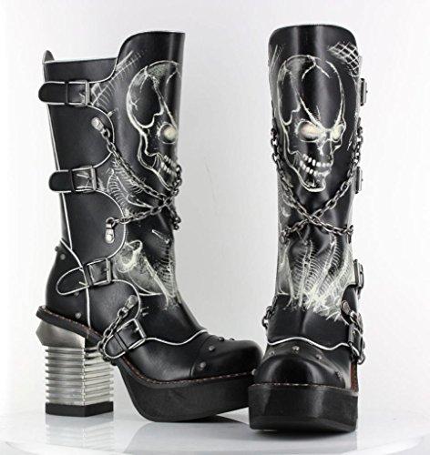 Womens-Hades-Spawn-Boot-Black