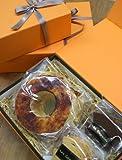 クローバー ギフトセット【D】広島バウム&Les Copainsビスケットバウム ランキングお取り寄せ