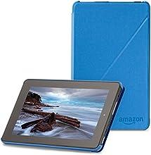 Amazon - Funda para Fire (tablet de 7 pulgadas, 5ª generación, modelo de 2015), Azul