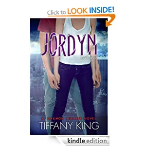 Jordyn (A Daemon Hunter Novel Book One)
