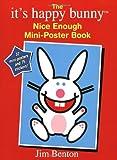It's Happy Bunny Mini Poster Book (0439900999) by Benton, Jim
