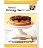The Martha Stewart Cooking Collection - Martha's Baking Favorites