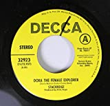 Stackridge 45 RPM Dora The Female Explorer / Grande Piano